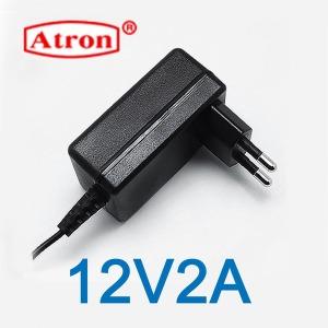 아답터12V2A LED 블랙박스 네비게이션 어댑터