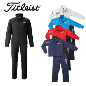 TITLEIST  골프웨어 레인웨어 상하세트 TSMR1592