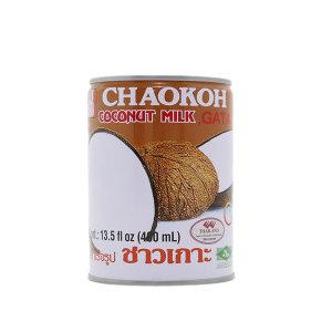 태국 차오코 코코넛 밀크 캔 400ML X 1EA