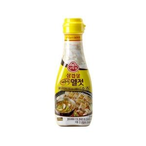 오뚜기 삼겹살 제주식 멜젓 소스 270g