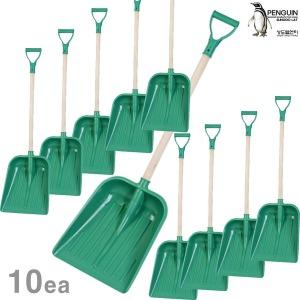 PVC삽/플라스틱삽 보급형-10개/BOX 삽/청소용삽 청소