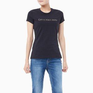 여성 로고티셔츠(J213765)