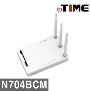IPTIME N704BCM 공유기 와이파이 무선
