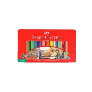 파버카스텔 36색 일반색연필 틴케이스