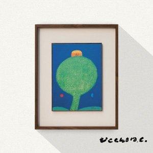 (프린트 베이커리) 장욱진  나무 木 A Tree