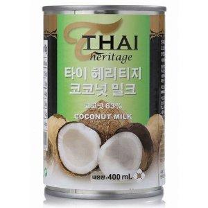 타이헤리티지 코코넛밀크 400ml
