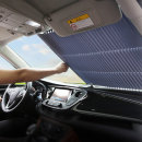차량용 햇빛가리개 폴딩(70cm) 차량커튼 창문가리개