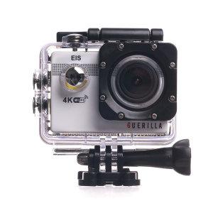 액션캠 PRO 8500-BK 4K UHD 웹캠 손떨림방지 화이트