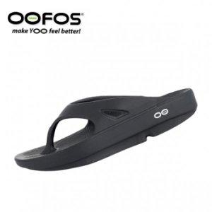 (우포스)OOFOS OORIGINAL BLACK U5OOJ5SH001-BK