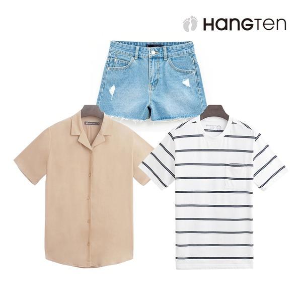 행텐 여름 티셔츠 반팔 반바지 신상+시즌오프 특가