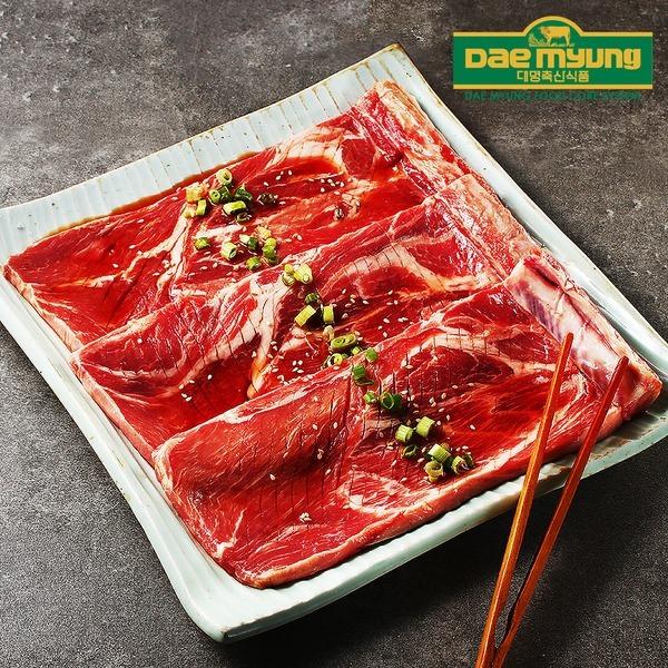 대명축산식품 양념 돼지왕구이 10대 3.4kg