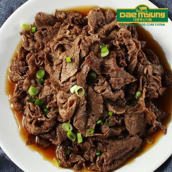 대명축산식품 호주산 양념 소불고기 1kg