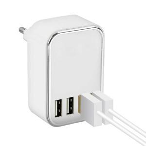 여행용 멀티플러그(콘센트USB4P/2P)휴대폰 급속충전기