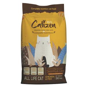 도그씨  캣티즌 20kg 구내염에 좋은 대용량 고양이사료
