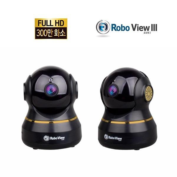 로보뷰3 IP카메라 300만화소 해킹방지 CCTV 초고성능