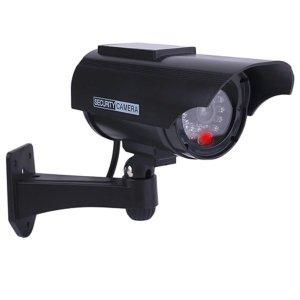 태양열 리얼블랙 적외선(IR) 모형CCTV