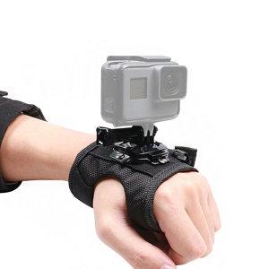 라이트닝 G2 고프로 액션캠 글러브 마운트 핸드스트랩