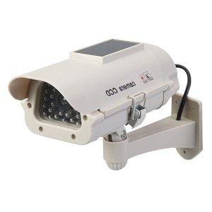 태양열 최고급형 적외선(IR) 카메라 모형CCTV