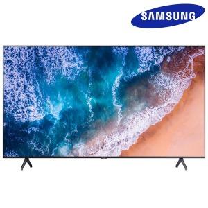 삼성 50인치 UHD 비즈니스 TV HDR 스탠드형 무료 설치