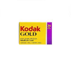 코닥 컬러필름 골드 200 36장 Kodak Gold Film 200/36
