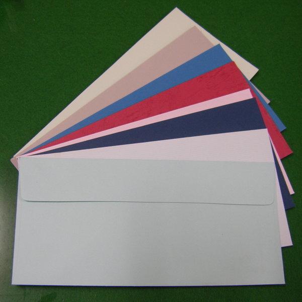 A4 편지봉투 칼라자켓봉투 100매