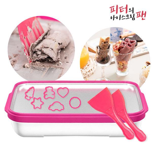 (TV홈쇼핑) 피터의아이스크림 철판아이스크림