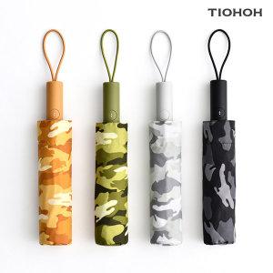 TIOHOH - T3 CAMO 완자동 3단우산 테플론코팅고급우산