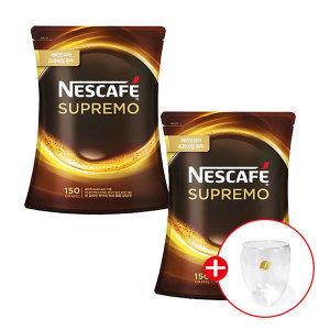 네스카페 수프리모 150g 2봉+사은품