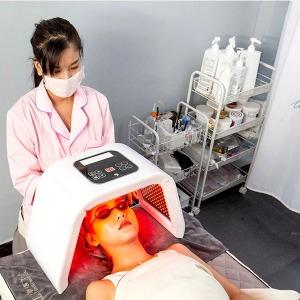 홈에스테틱 LED마스크 바디 PDT테라피 7컬러 피부관리