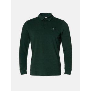 남성 그린 에센셜 칼라 티셔츠 (BJ0841B70M)