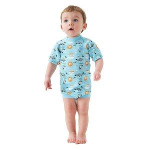 (스플래쉬어바웃(Splashabout)) 수영장기저귀 일체형 아기수영복 해피내피 웨트슈트 노아스아크