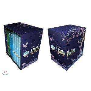 해리포터 1 4부 세트 : 마법사의 돌 +  비밀의 방 + 아즈카반의 죄수 + 불의 잔  롤링