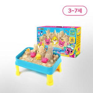 핑크퐁 매직테이블 모래놀이세트