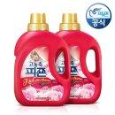 고농축 섬유유연제 시그니처 4LX2개(플라워)