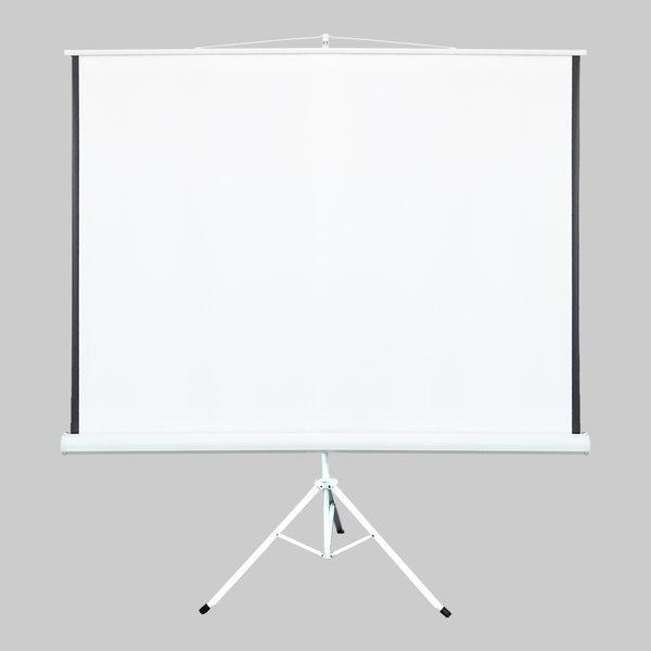 이동식 삼각대 빔프로젝터 스크린 TS8-120