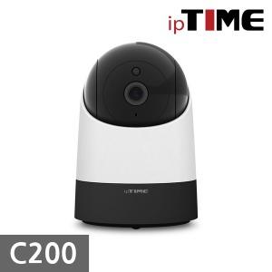 오늘출발 IPTIME C200 IP카메라 가정용 홈 CCTV