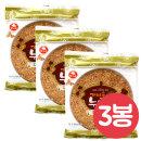 맛고을 가마솥의 누룽지 140gx3봉/쌀과자/누릉지/한과