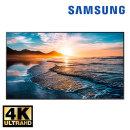 삼성 비즈니스TV 4K UHD HDR 75인치 벽걸이 무료설치