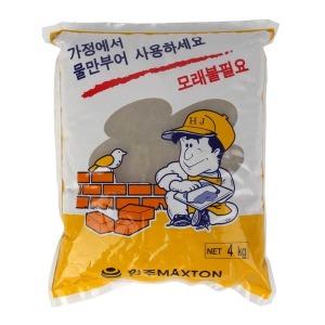 몰탈시멘트 4kg
