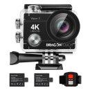 아카소 AKaso Vision3 4K 액션캠 액션카메라 캠코더