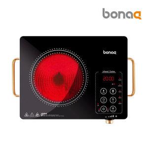 보나크 심플 1구 하이라이트 전기레인지 BNQ-YH200S