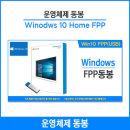 Windows 10 Home FPP 동봉 (USB)