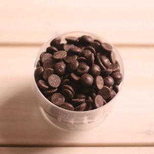 초콜릿 커버춰 깔리바우트 다크 300g / 리얼 초코렛