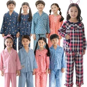 국내제작 아동잠옷 세트 아동파자마 원피스잠옷 유아