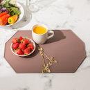 폴리곤 실리콘 식탁매트 테이블매트