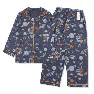 오가닉맘 스타로드긴소아동잠옷(MFZSSW15)