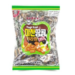 마산땅콩 캬라멜 500g