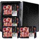 한우 1등급 냉동 갈비세트 500gX4팩 총2kg