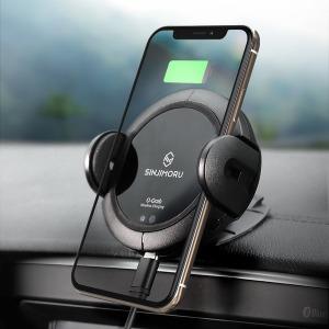 오그랩 자동차 차량용 핸드폰 고속무선충전기 거치대