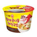 컵밥 컵반 덮밥 골라담기/황태 콩나물 해장국밥 301g